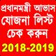 প্রধানমন্ত্রী আবাস যোজনা- Awas Yojana List 2018-19 Download on Windows