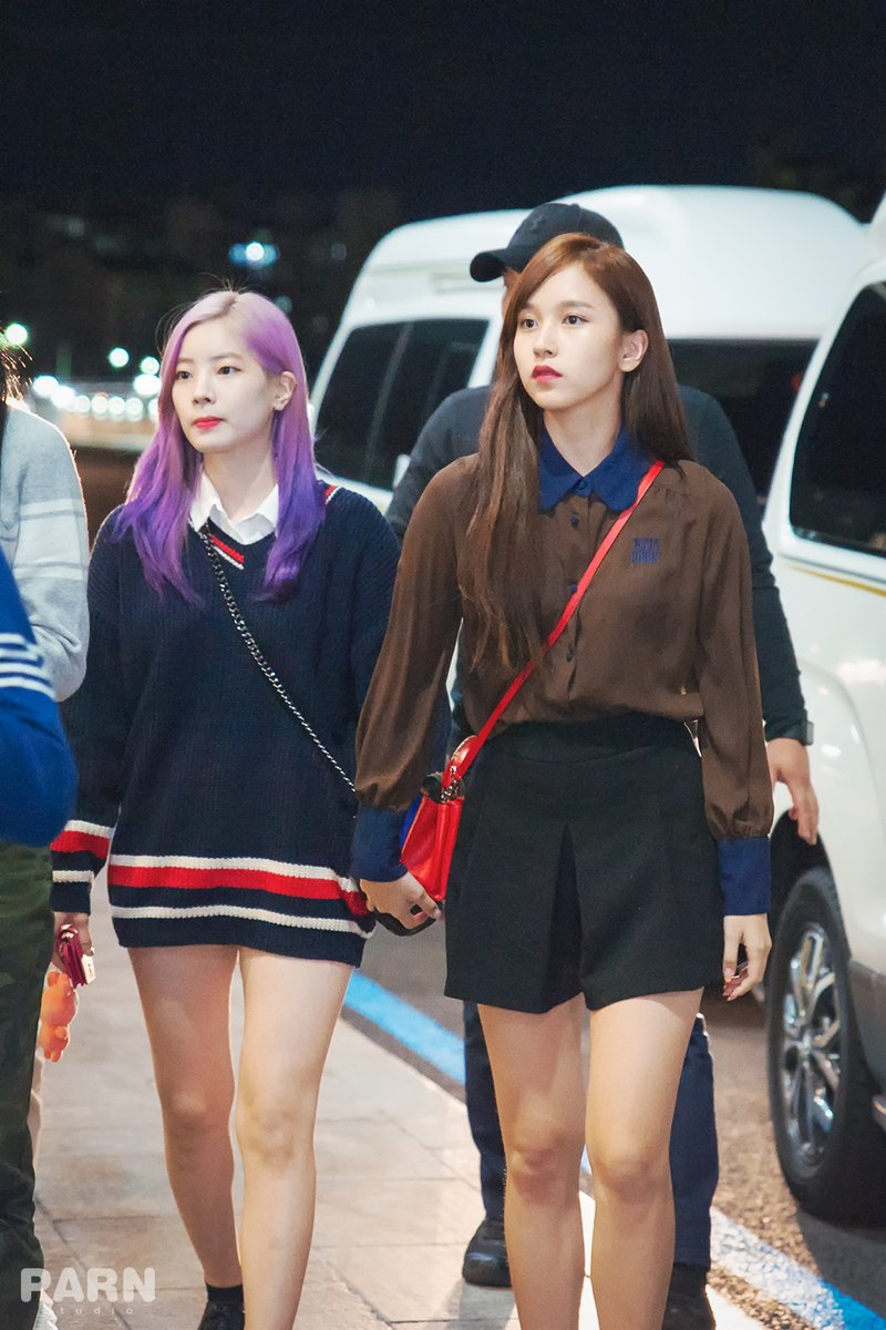 mina and dahyun