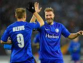 Bezus in 'Team van de Week' in de Europa League