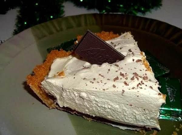 Irish Coffee Pie  W/ Chocolate Ganache