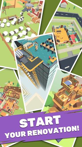 Idle Decoration Inc - Idle, Tycoon & Simulation screenshot 6