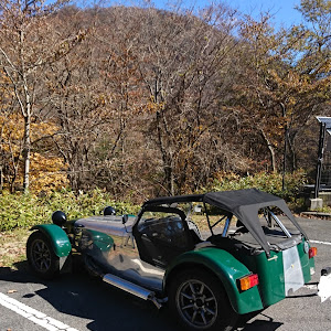 スーパーセブン CKスペシャル  95' 1.4CKスペシャルのカスタム事例画像 toku_toku_さんの2018年10月29日13:12の投稿