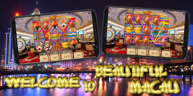 Billionaire Macau Slot Machine - náhled