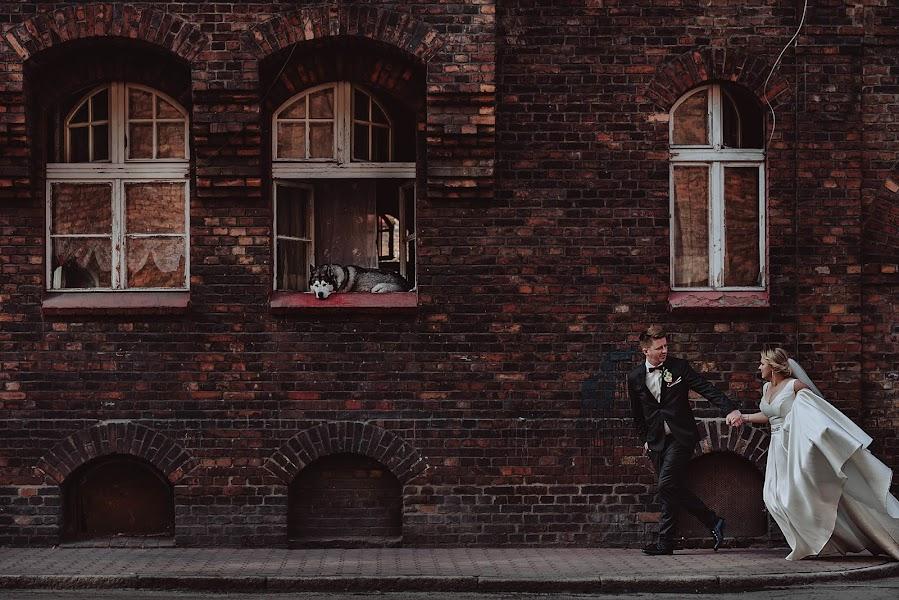 Wedding photographer Agnieszka Gofron (agnieszkagofron). Photo of 10.08.2019