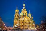 Eglise Saint-Sauveur sur la Sang Versé Saint Pétersbourg