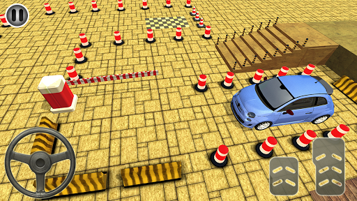 Modern Car Drive Parking 3d Game - TKN Car Games screenshots 11