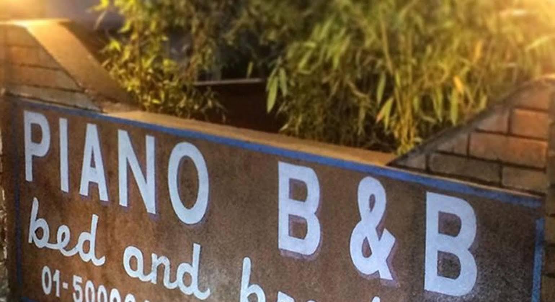 PIANO B and B