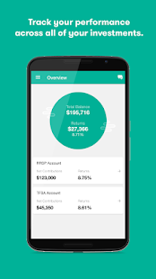WealthBar- screenshot thumbnail