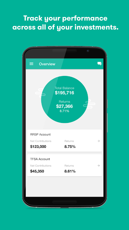 WealthBar- screenshot