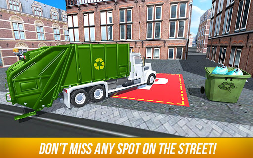 Garbage Truck Simulator City Cleaner for PC