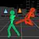 Stickman Fighting: Neon Warriors (game)