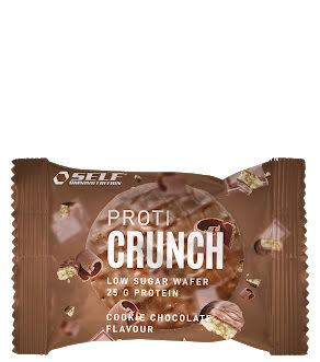 Self Proti Crunch 60g Cookie Chocolate - 1st
