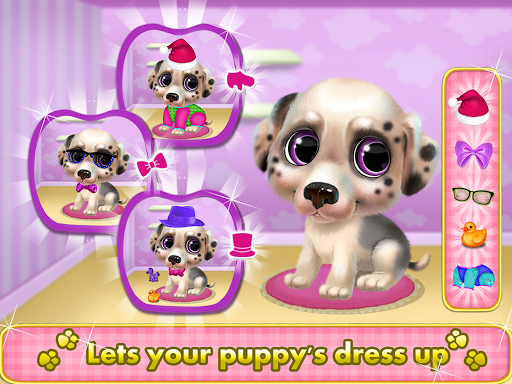 Puppy Pet Dog Daycare - Virtual Pet Shop Care Game modavailable screenshots 2