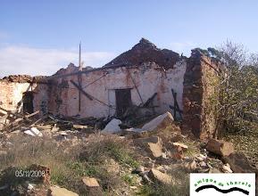 Photo: Las Cuadras, edificio emblemático de la minería en Tharsis. Cuando se utilizaba  caballería para el desmonte y acarreo del mineral.