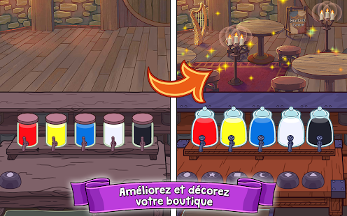 Potion Punch Capture d'écran