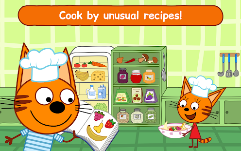 Download Kid-E-Cats: Kitchen Games & Cooking Games for Kids For PC Windows and Mac apk screenshot 11