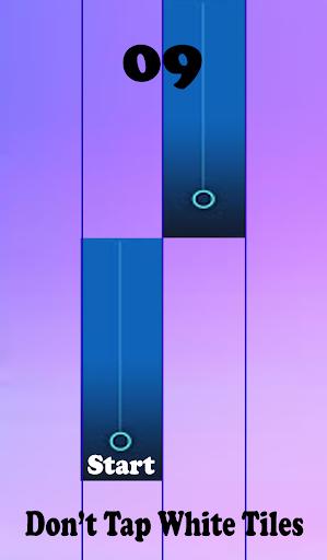 Dj Akimilaku Tik Tok Piano Tiles 8.0 screenshots 3