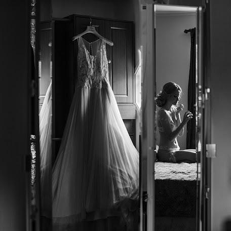 Fotógrafo de bodas Galina Nabatnikova (Nabat). Foto del 06.12.2017