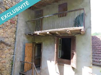 maison à La Bastide-de-Sérou (09)