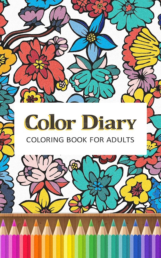 creative haven coloring book screenshot - Creative Haven Coloring Books