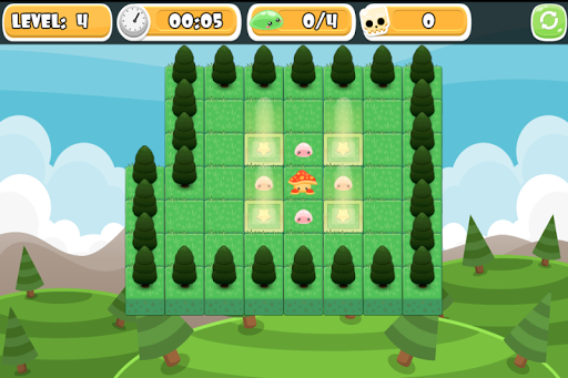 Clever Mushroom - Top Puzzles