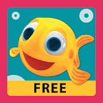 play&learn with MiniMini fish! Icon