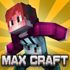 Max Craft: New York Building Games icon