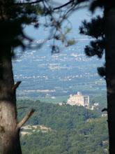 Photo: ainsi que, le château du Barroux