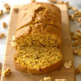 Pumpkin Pie-Spiced Pumpkin Bread.
