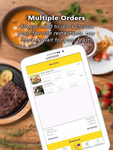 Cravez - Food Delivery 1.5.26 screenshots 12