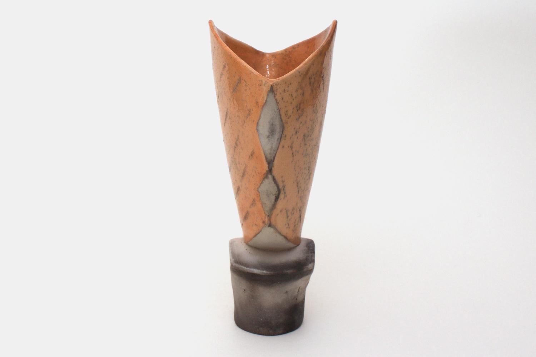 Elizabeth Raeburn Ceramic Raku Sculpture 05