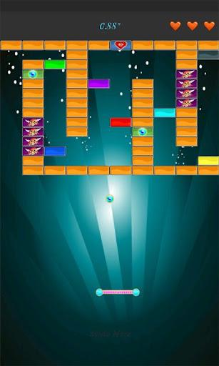 Bricks Breaker Classic screenshot 5