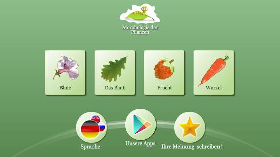Biologie. Pflanzenanatomie PRO – Apps bei Google Play