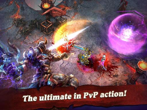 Clash for Dawn: Guild War Screenshot