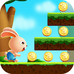 Bunny Run - Forest Adventure Icon