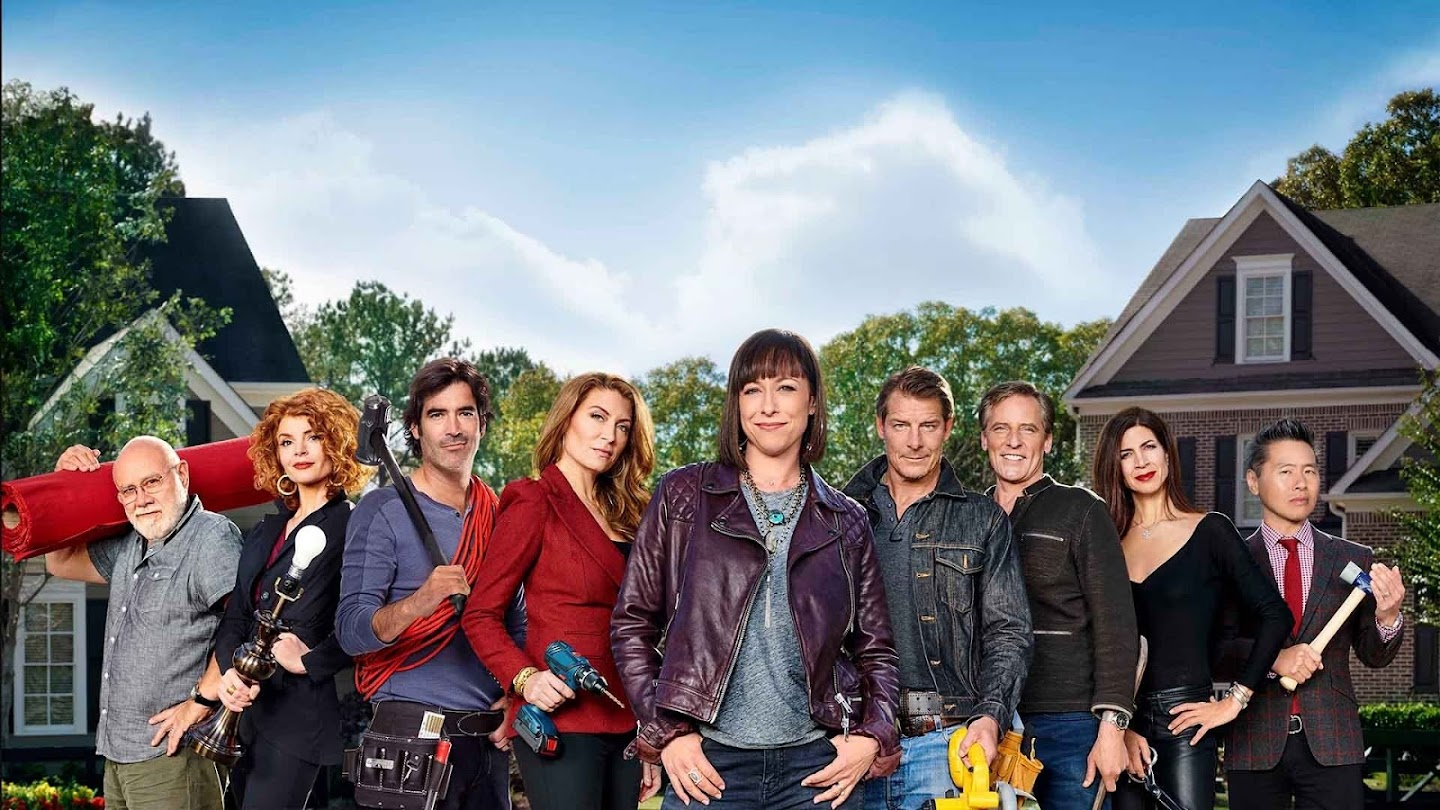 Watch Trading Spaces live