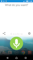 Screenshot of Voice Search - Free GASKLE