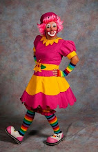 Photo: Looking for an entertaining cutsey clown? Bibi the Clown is so much fun! Call to book Bibi today: 888-750-7024