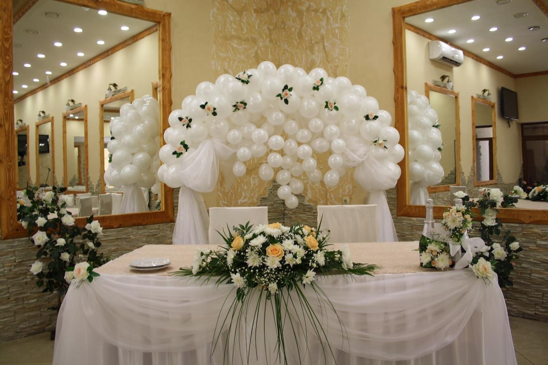 разному времени украшение зала на свадьбу фото шарами только двадцатый признался