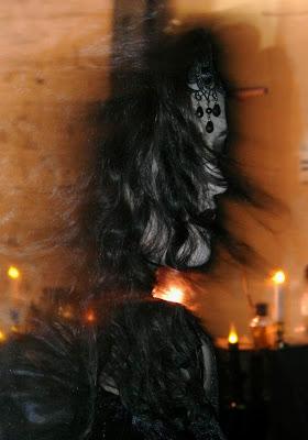 Halloween ;la dama nera di luciano55