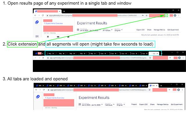 Optimizely Segment Tab Generator