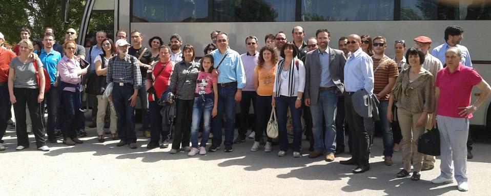 Visita a Capannori - 4 maggio 2013