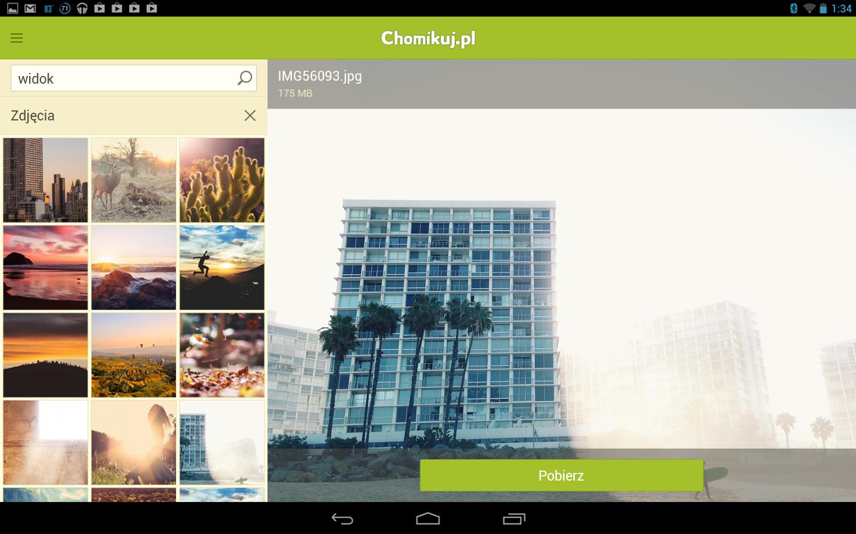 Chomikuj.pl- screenshot