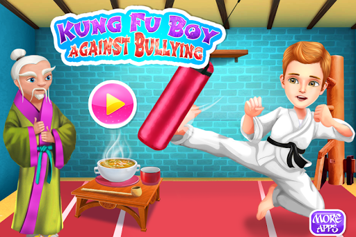 Télécharger Kung Fu Boy against Bullying APK MOD (Astuce) screenshots 1