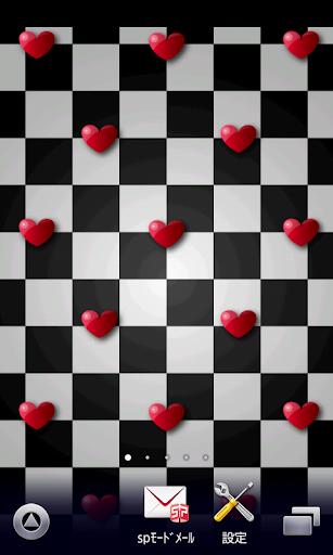 hearts pattern wallpaper ver8