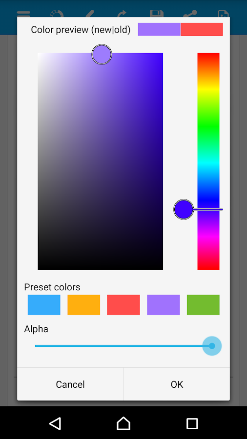 paint draw tool for android android apps on google play. Black Bedroom Furniture Sets. Home Design Ideas