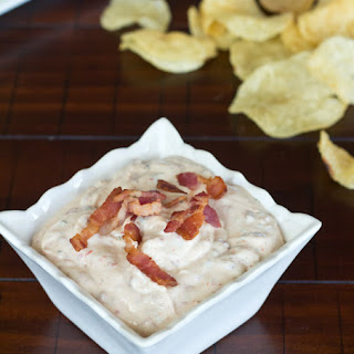 Chipotle Bacon Ranch Dip