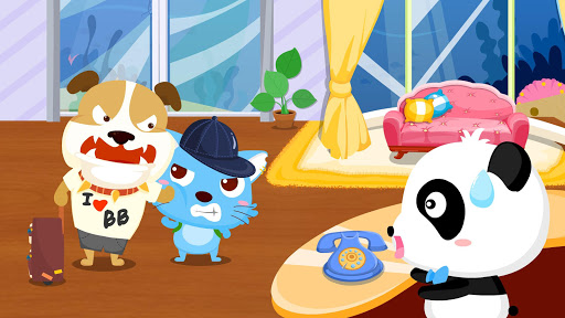 Baby Panda Hotel - Puzzle Game 8.25.10.00 Screenshots 2