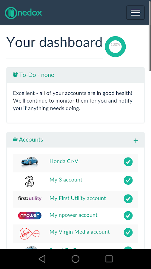 Onedox: Save Time & Money- screenshot