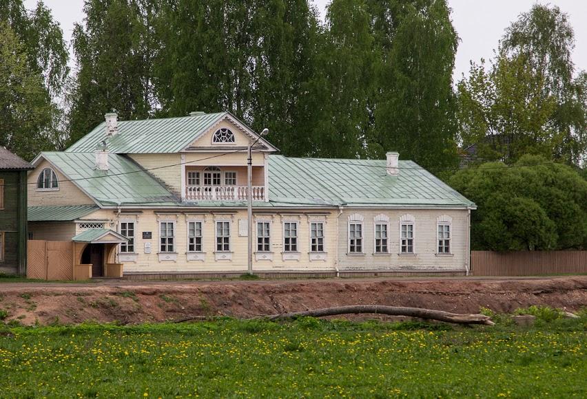 alexbelykh.ru, музей Римского-Корсакова Тихвин, дом-музей Римского-Корсакова Тихвин